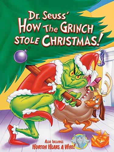 Amazon How the Grinch Stole Christmas Horton Hears