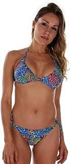 product image for Bottoms ONLY Tan Through Blue Fiji String Bikini Bottom
