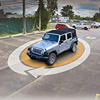 AVMS-3701 Jeep Wrangler 360 Vision System for Factory Display 2007-Current