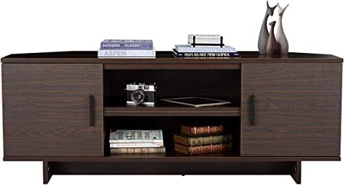 MELLCOM Coffee Table - the best modern tv stand for the money