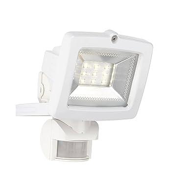 Philips 175223110 - Foco de exterior, con sensor de movimiento, luz blanca, color