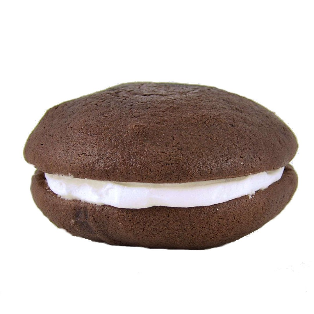 Box of Maine Classic Chocolate Whoopie Pie - 8 Count