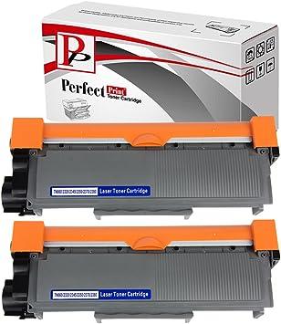 PerfectPrint - 2 Compatible TN2320/TN2310 cartucho de tóner para ...