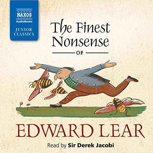 The Finest Nonsense of Edward Lear by Naxos Audiobooks