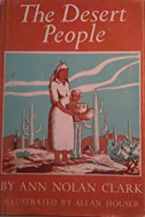 The Desert People Hardcover