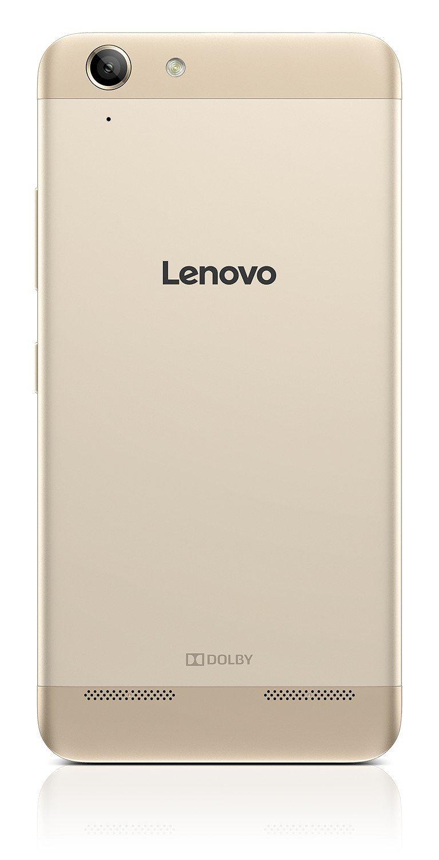 Lenovo Vibe K5 (Gold, Volte Update)