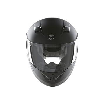 Panthera casco de moto integral Infantil Rooky negro mate talla L