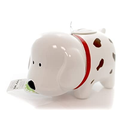 Amazoncom Puppy Bank With Woof Sound Piggy Bank By Sound