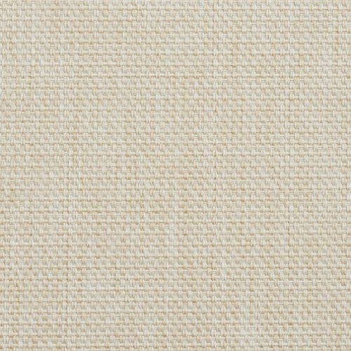 (E943 Cream Woven Tweed Crypton Performance Upholstery Fabric By The Yard)