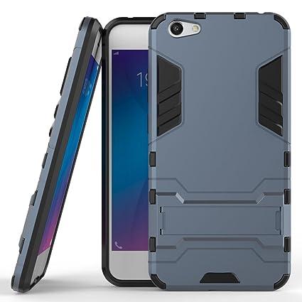new concept abdd7 061f7 Amazon.com: SCIMIN vivo Y65 Hybrid Case, vivo Y65 Shockproof Case ...