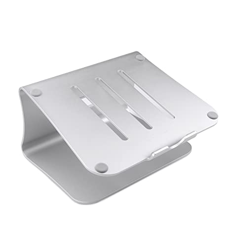 Spinido® soporte exquisito de aluminio de refrigeración compatible con Apple MacBook Air / Pro y
