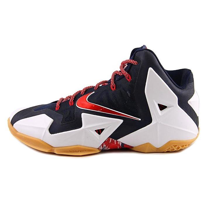 check out b96b8 9adb0 Amazon.com   Nike Lebron XI Men s Basketball Shoes   Shoes