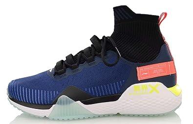 5a245df7da7c LI-NING Men NO Boundaries Training Shoes Cushion Mono Yarn Breathable  High-Cut Lining