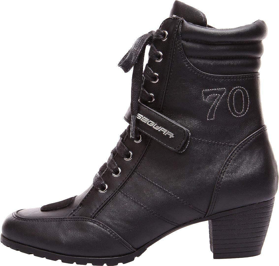 bottes femme moto segura