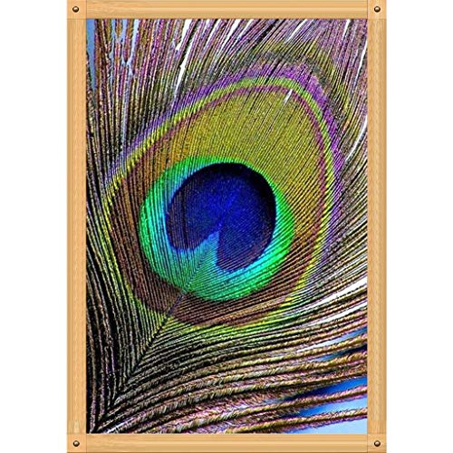 Allywit Green Eyes - 5D DIY Diamond Painting by Number Kits Crystal Embroidery Rhinestone Full Drill Cross Stitch Art Craft Pasted in Oil Painting Canvas Home Decor