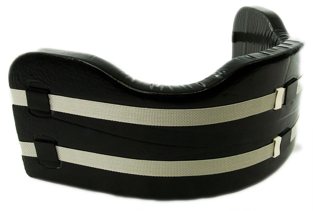 Hydro Therapy Water Jogger Belt - Black - LG/XL
