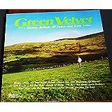 Green Velvet Irish Songs Sweet Sixteen Maggie Danny Boy etc Songs Music Original 12 inch 33 rpm LP Vinyl Album Record