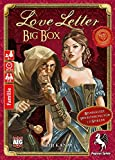 Pegasus spiele 18214G–Love Letter Big Box