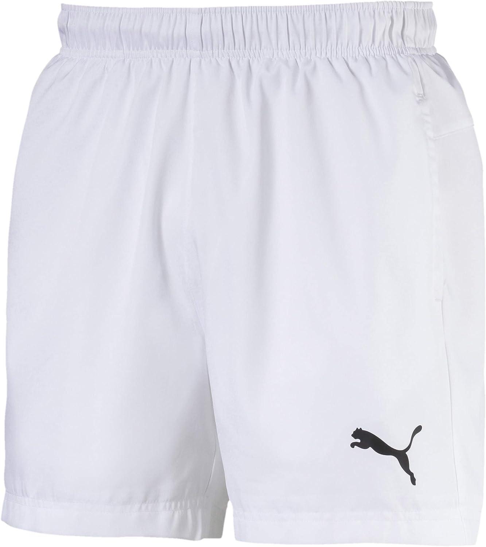 PUMA Herren Active Woven Short 5` Hose: : Bekleidung