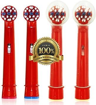 Dr. kao® - Pack de 12 cabezales para cepillo de dientes eléctrico ...