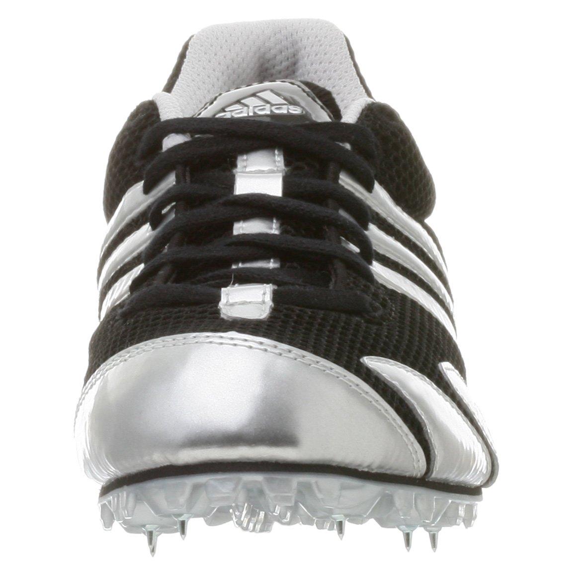 adidas Men's Cosmos 07 Track Shoe,Black/Metsilver/Blk,7.5 M by adidas (Image #5)