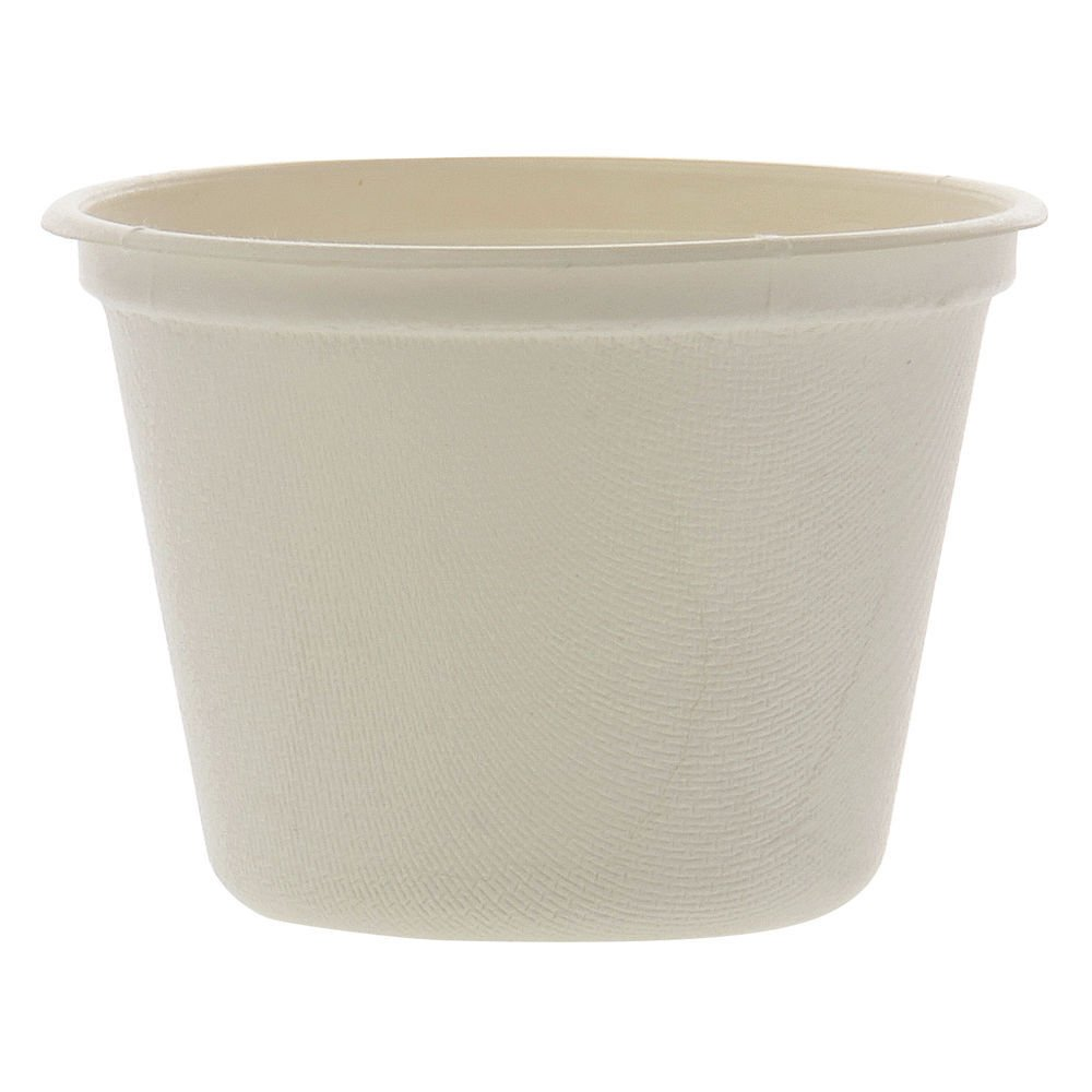 Stalk Market 4 oz Natural Sugarcane Portion Cups
