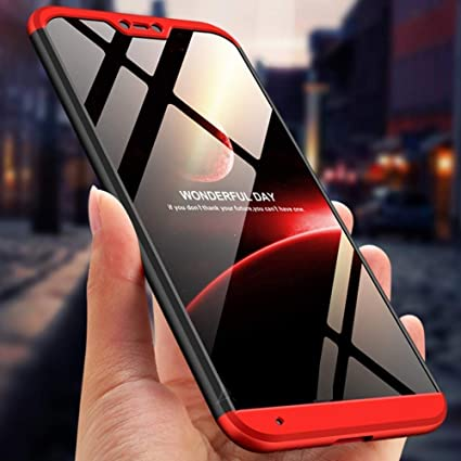 c9f6b50676 Mousetrap Redmi 6 Pro Full Protection 360º Double: Amazon.in: Electronics