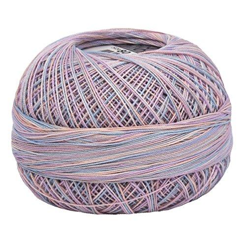 Lizbeth Size 80 HH80 Lizbeth Cotton Thread 184 yds 10 Grams, Candy