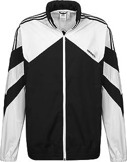 3a6967821e1ac adidas Giacca Sportiva Zip Uomo Nero DJ3450-BLACK
