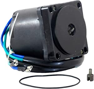 Rareelectrical New Tilt/Trim MOTOR COMPATIBLE WITH OMC 115, 120, 130, 140, 150, 175, 200, 225HP 1994 1995 1996