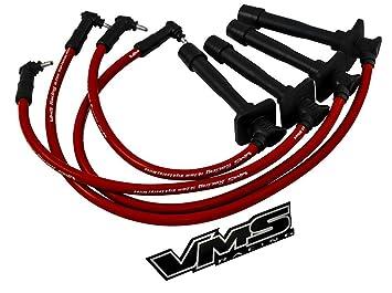 93 – 97 VMS Racing 10,2 mm de alto rendimiento motor encendido Bujías Cables