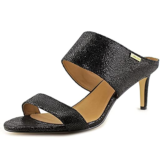 Women's Cecily Dress Sandal Black 8.5 M US