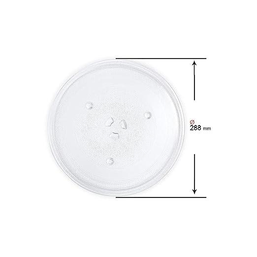 Recamania®- Plato giratorio microondas diametro 288 mm DE7420102D DE7420102B