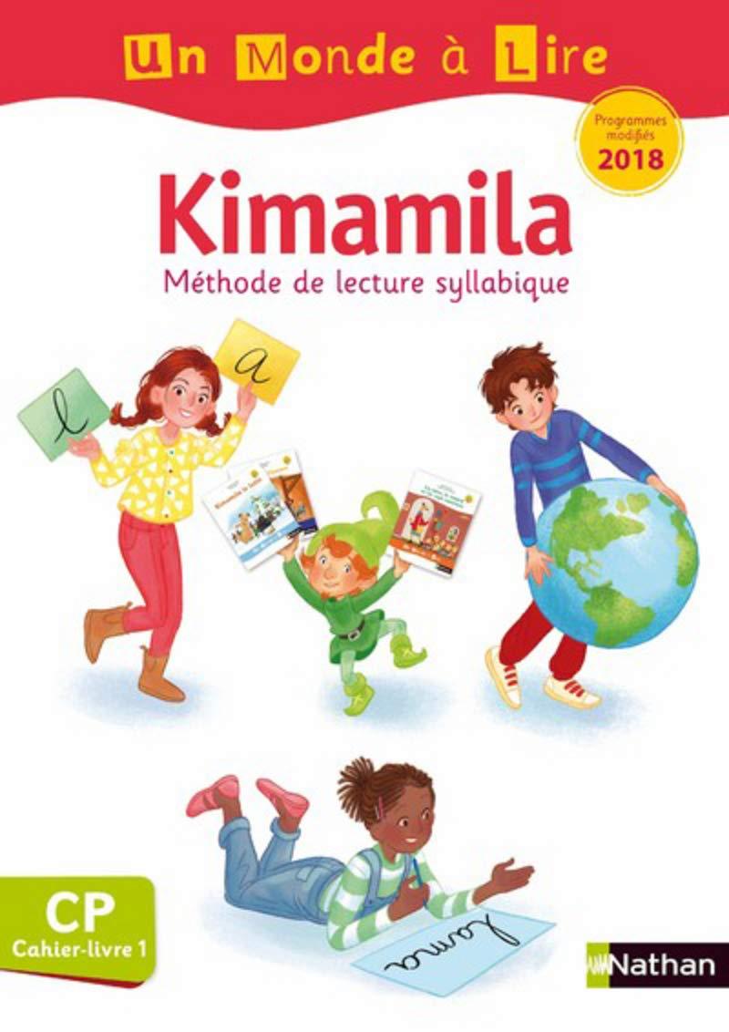 Un Monde A Lire Cp Kimamila Serie Blanche Cahier Livre