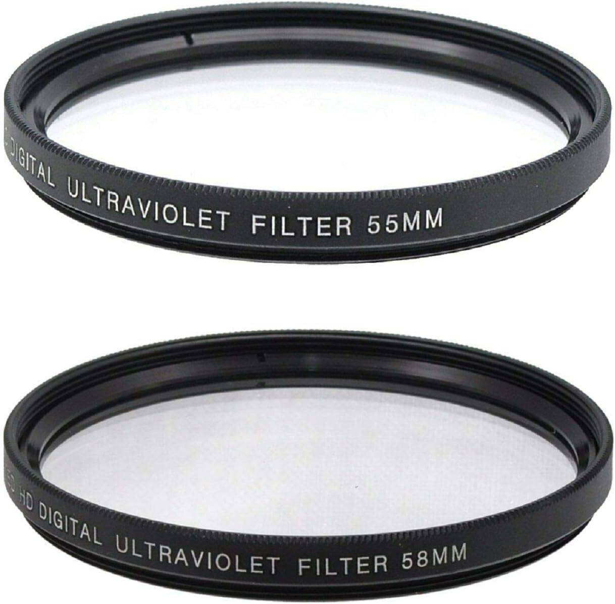 Ultraviolet UV Multi-Coated HD Glass Protection Filter for Nikon AF-S DX NIKKOR 18-300mm f//3.5-6.3G ED VR Lens