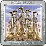Cheatwell Games 3D Magna Meerkats Puzzle