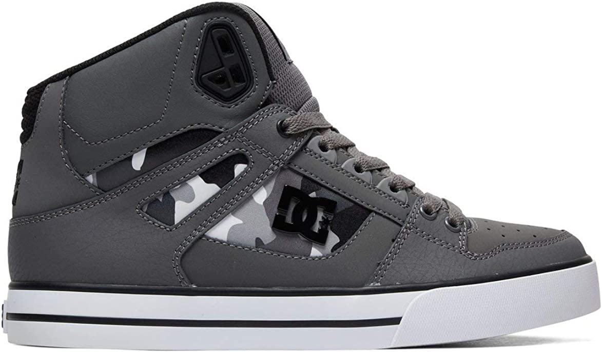 DC Men s Pure High-top Wc Sp Skate Shoe