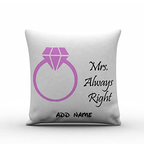 Buy Anniversary Personalized Pillow Online at Low Prices in India -  Amazon.in 87dd158d6