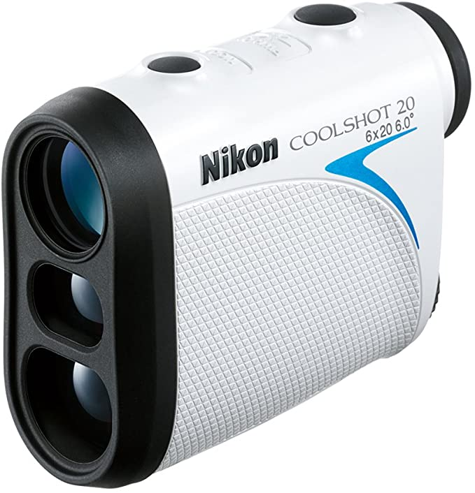 Best rangefinder :Nikon Coolshot 20 Golf Rangefinder