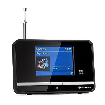 auna iAdapt 320 • Adaptador de Radio por Internet • para la conexión a un Equipo