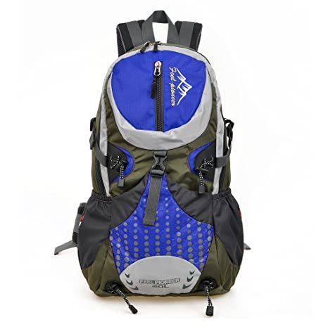 eb912b78a346 SKYSPER Hiking Backpack 30L Water-resistant Travel Daypack for Trekking  Picnic Camping Backpacking Outdoor Sports  Amazon.co.uk  Sports   Outdoors
