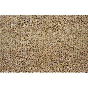 Amazon Com Indoor Outdoor Brown Tan Artificial Grass