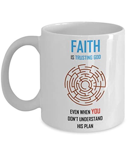 Amazoncom Faith Is Trusting God Even When You Dont Understand