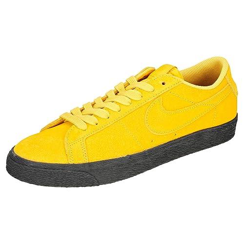 pretty nice ace18 55a87 Nike Sb Zoom Blazer Low, Men's Low-Top Sneakers: Amazon.co ...