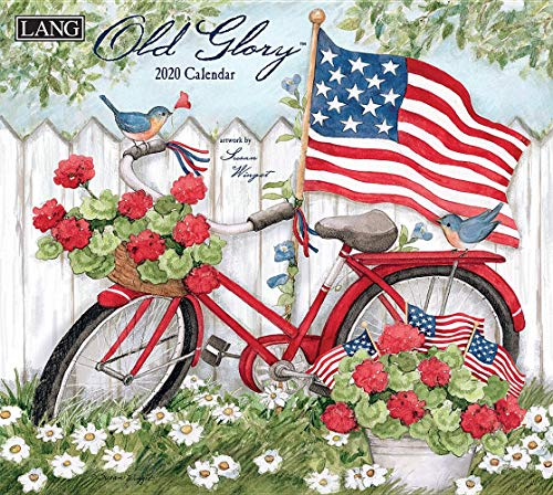 (Old Glory Wall Calendar, by Lang Companies)