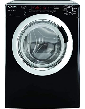 Candy Washing Machine Freestanding 1600rpm 10kg A+++ (Black) [Energy Class A+++]
