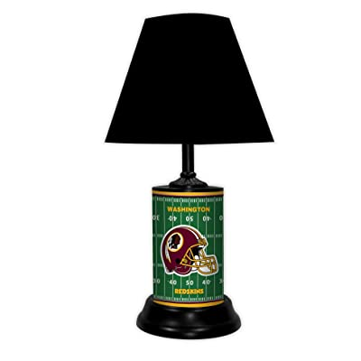 GTEI Field LAMP - Washington Redskins: Home & Kitchen