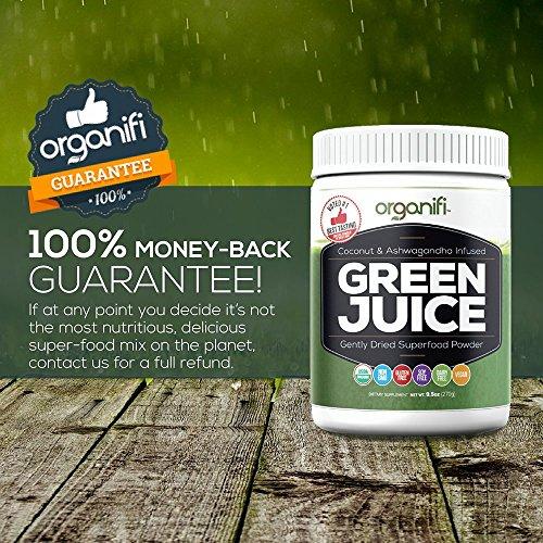 Organic Superfood Powder Organifi Green Juice Superfood