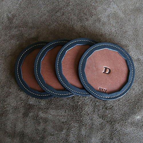 The Tavern Fine Leather Coaster Set of (Tavern Coasters)