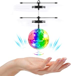 ATOPDREAM Flying Ball Toys Great Gifts for Kids